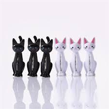 <b>4pcs</b>/<b>lot Creative</b> Plastic Clothes Pegs <b>Cute</b> Cat Laundry Hanging ...