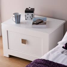 furniture exciting white wooden bedside table for coffee table and bookshelves in awesome bedroom furniture ideas luxury white bedside table furniture awesome small bedside table