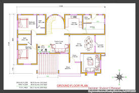 Kerala Villa Elevation and Plan at sq ft