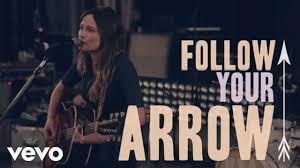 Kacey Musgraves - <b>Follow Your Arrow</b> (Lyric Video) - YouTube