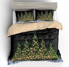 3D <b>Christmas</b> Bedding <b>Santa Print</b> Us King: Duvet Cover ...