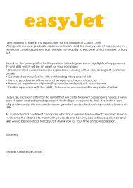easyjet cover letter ignacio by ignacio calatayud issuu