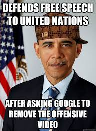 Defends Free Speech to United Nations After asking Google to ... via Relatably.com