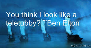 Ben Elton quotes: top famous quotes and sayings from Ben Elton