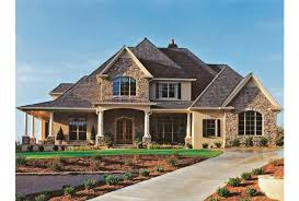 Eplans French Country House Plan   Above and Beyond   Square    Front