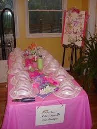images fancy party ideas: fancy nancy birthday party hat decorating station