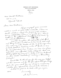 muriel christensen summer work letter family preserves muriel christensen summer work letter