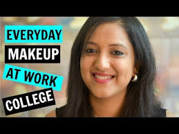 everyday makeup tutorial india no makeup makeup look for indian skin in just 5 minutes catch