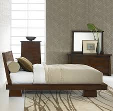 view in gallery lovely wallpaper adds to the japanese theme asian inspired bedroom furniture