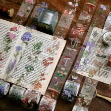 Винтажные Цветочные листья васи <b>лента</b> декоративная ...