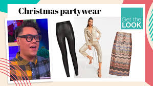 Get <b>ready</b> to <b>party</b> with Gok's festive fashion   This Morning