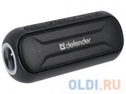 Портативная <b>колонка Defender Enjoy S1000</b> Black — купить по ...