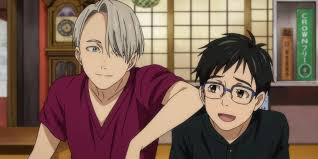figure skating anime yuri on ice is full of hidden meaning photo via yuri on ice