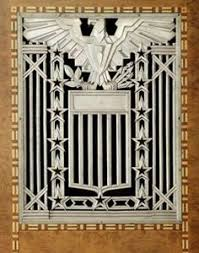 iron eagle eagles and art deco on pinterest art deco office