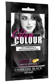 <b>Оттеночный бальзам Fara</b> GC charcoal black/черный 40мл ...
