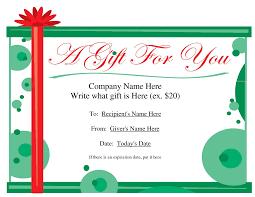 printable gift coupon template blank printable gift certificate template printable gift coupon template dimension n tk