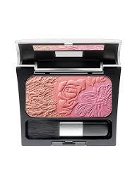 <b>Палетка</b> из трех <b>румян</b> Rosy Shine Blusher №07, оттенки ...