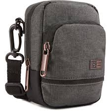<b>Case Logic ERA Camera</b> Pouch (Gray) 3204007 B&H Photo Video