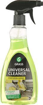 <b>Очиститель</b> салона <b>Grass</b> Universal Cleaner, 500 мл - купить по ...