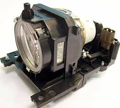 <b>Replacement projector</b> / TV <b>lamp DT00911</b> / DT00841 for Hitachi CP ...
