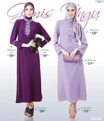 Model Baju Muslim Wanita Terbaru 2014