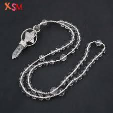 Wholesale Xinshangmie <b>Elegant Design Natural White</b> Rock Crystal ...