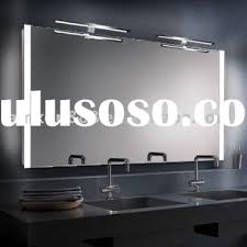 modern mirror design bathroom mirrors with lighting