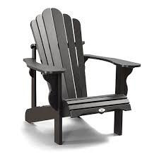 Patio <b>Leisure</b> Line – High Density Polyethylene Adirondack Chairs ...
