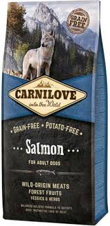Carnilove Puppy Salmon & Turkey - Pet Food Expert