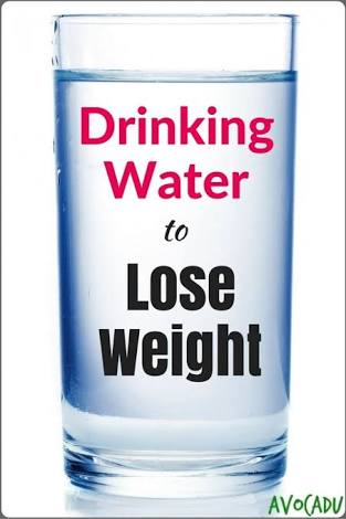 Secret!! -SEE HOW DRINKING WATER BEFORE MEAL  CAN HELP YOU LOSE WEIGHT( GIGUPDATES)