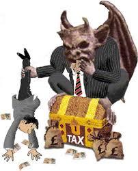 Kuvahaun tulos haulle taxation devil picture