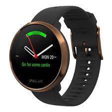 Смарт-<b>часы POLAR IGNITE</b> черные/бронзовые (окружность ...