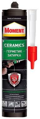 <b>Затирка Момент</b> Ceramics 0.28 л — купить по выгодной цене на ...