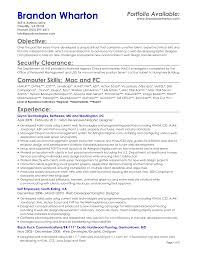 doc 12751650 entry level resume sample objective resume entry sample security resume information security specialist resume