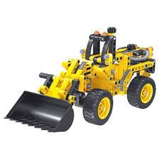 <b>Конструктор EvoPlay</b> Construction CC-112 <b>Wheel loader</b>