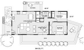 Open Floor Plans   Blu Homes   Little House in the ValleyBlu Homes Element two bedroom floor plan