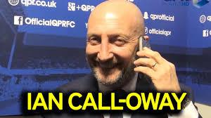 ian holloway takes phone call from chairman tony fernandes mid video thumbnail ian holloway takes phonecall from tony fernandes during post match interview