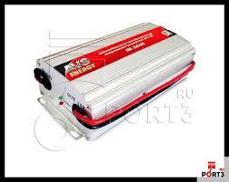 43899 <b>Инвертор автомобильный AVS IN-2440W</b> 24--->12V 480Вт ...