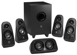 Getting started with <b>Logitech Surround Sound</b> Speakers Z506 - PDF