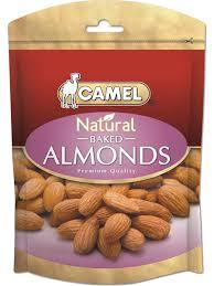 "<b>Натуральный</b> печеный <b>миндаль</b> ""Natural Baked Almonds"", 150гр ..."