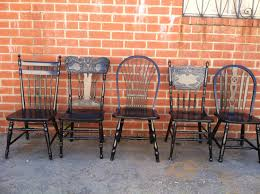 Image result for mismatched chairs shabby house
