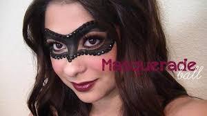 masquerade makeup images middot masquerade mask makeup tutorial