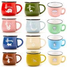 150ml <b>250ml</b> 350ml <b>Creative</b> Cute <b>Coffee Mug</b> Heat Resistant <b>Cup</b> ...