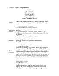 resume administrative assistant s assistant lewesmr sample resume resume objective exles administrative assistant for
