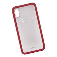 <b>Чехол</b> для iPhone X/Xs WK-Kingkong Series Glass Case пластик ...