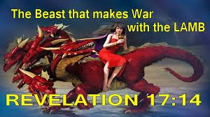 Image result for iMAGE beast of Revelation 17