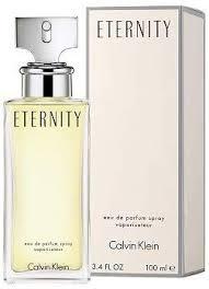 <b>Calvin Klein Eternity</b> for Women Eau de Parfum, 100 ml: Amazon.co ...
