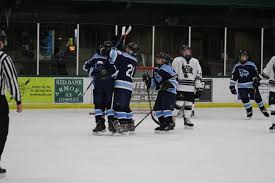 max havlerson s six goal effort leads hold township past rbr halverson celebrates teammates after scoring one of six goals on the evening