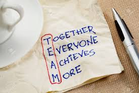 team acronym together everyone achieves more teamwork team acronym together everyone achieves more teamwork motivation concept a napkin doodle