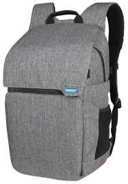 Рюкзак <b>Benro Taveller 100 серый</b> купить в Москве: цена сумки для ...